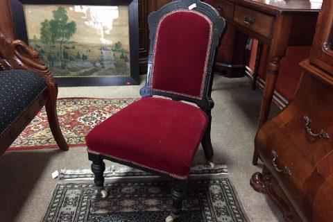 Židle nízká na kolečkách č.1721