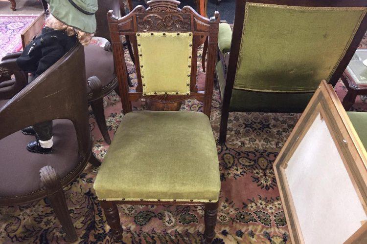 Židle s kolečky č.3513