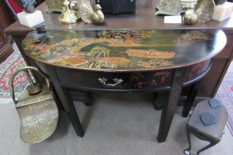 Konzolový stůl se zásuvkou č. 4000