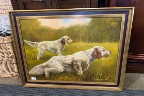 Obraz psi