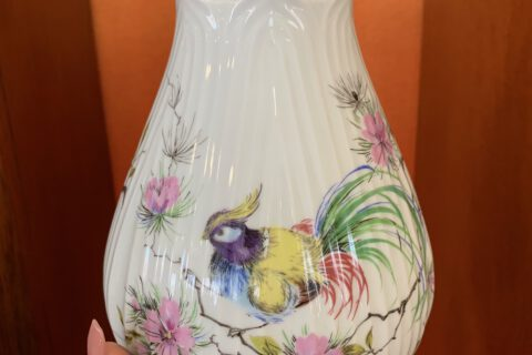 Váza pták