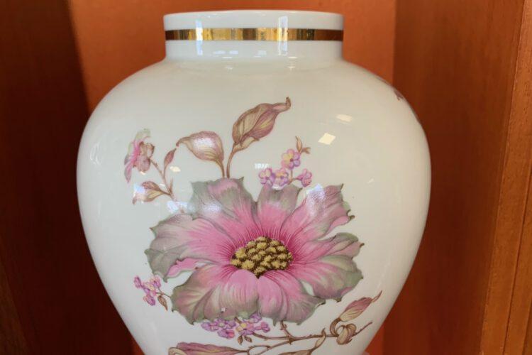 Váza květiny
