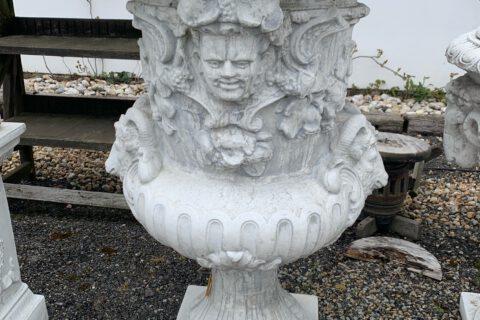 Zahradní betonová dekorace