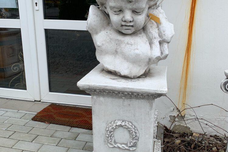 Zahradní betonová dekorace andělé