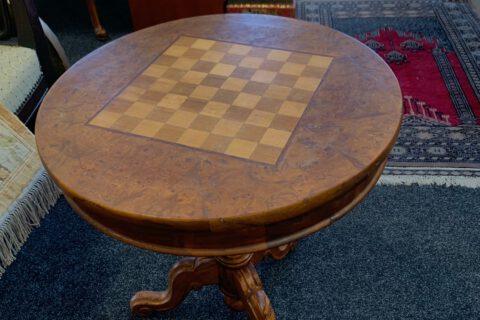Šachový stolek č.9391