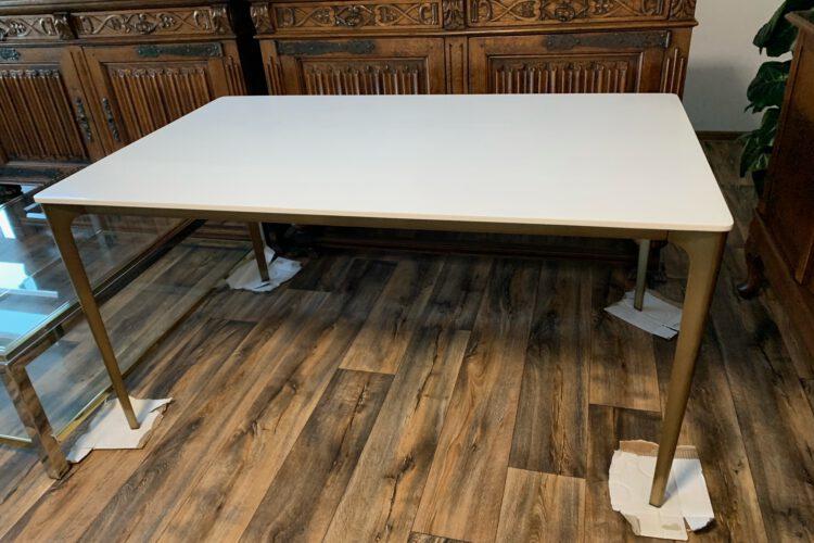 Jídelní stůl mramor – kov č.9461